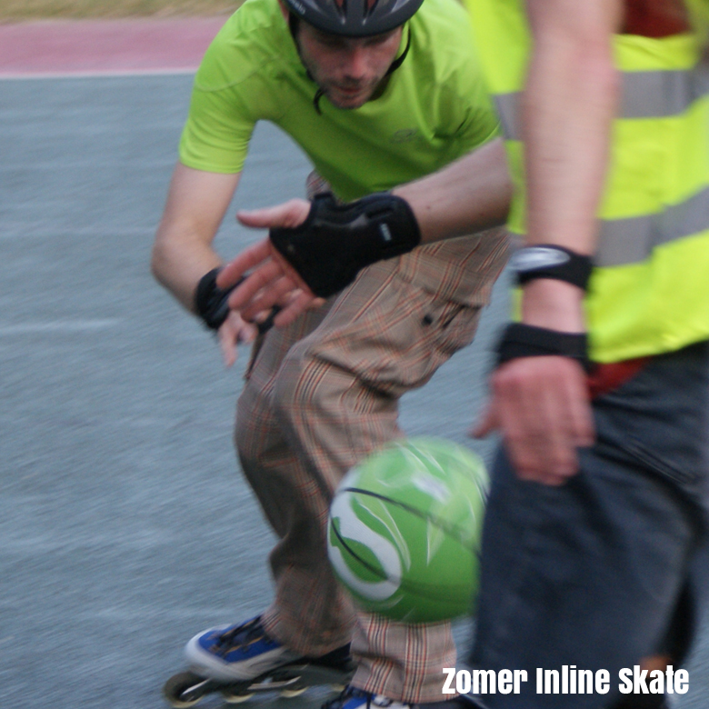 Rollerman - Inline Skate Club - School
